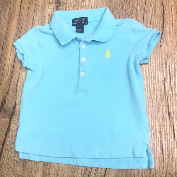Polo by Ralph Lauren Other - Polo Ralph Lauren Blue Short Sleeve Polo A070187